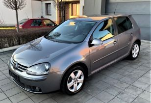 VW GOLF V 1.9TDi,77kw,UNITED - PRODÁNO!