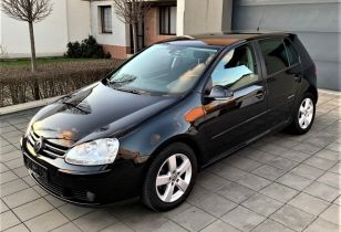 VW Golf V 1.9TDi,77kw,UNITED - PRODÁNO